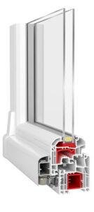 PSK-Tür ETRUM PLUS Aluplast Ideal 5000 Classicline